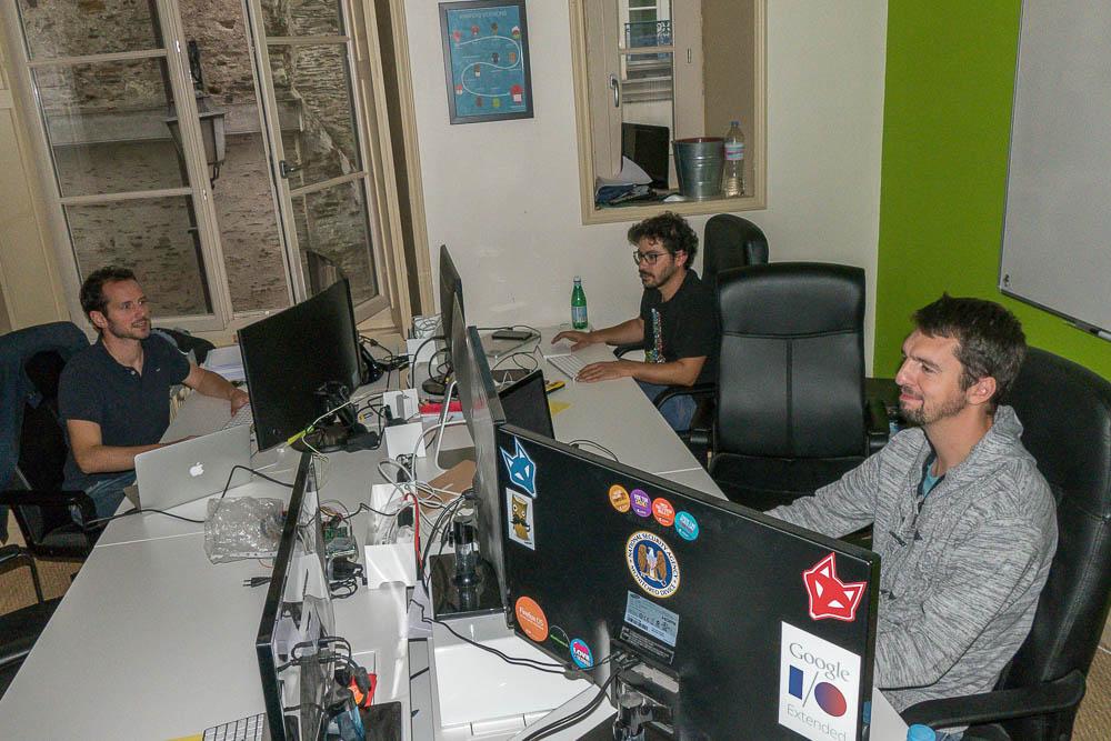 L'agence Playmoweb à Angers