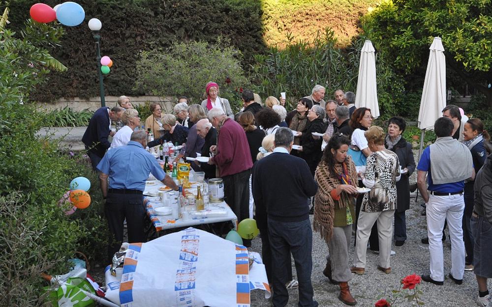 Fête des voisins à Nice (photo monquartier.net)