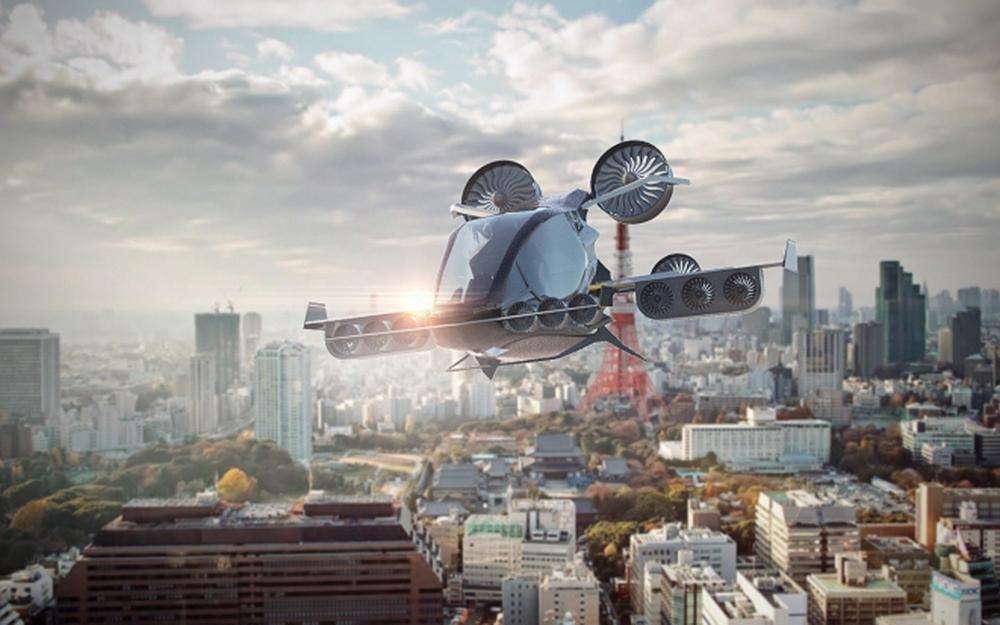 La voiture volante va désormais s'inventer à Toulouse (Photo Electric Visionary Aircrafts)
