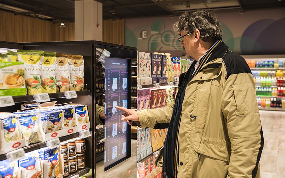 La réalité augmentée informe judicieusement les consommateurs (Photo Gondola)