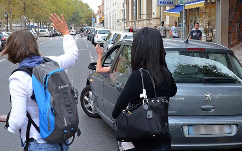 La voiture partagée, préfigure la mobilité de demain (Photo Actu Orange)