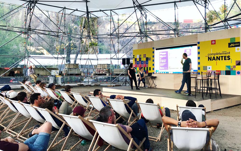 Des conférences, des débats, des rencontres, tous les ingrédients d'une démarche de démocratie participative. (Photo Autrement Nantes)