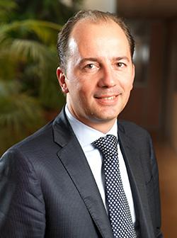 Stéphane Bidault, le président de TEB