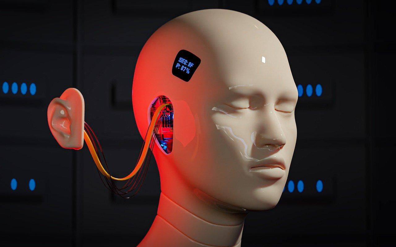 Robot ou un humain: une vraie différence? (Photo humanoïdes.fr)