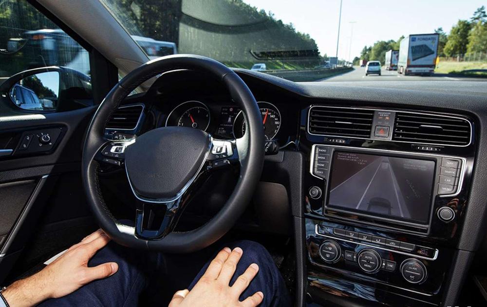 La voiture autonome de catégorie 4 en test sur route ouverte, est désormais une réalité (Photo Valeo)