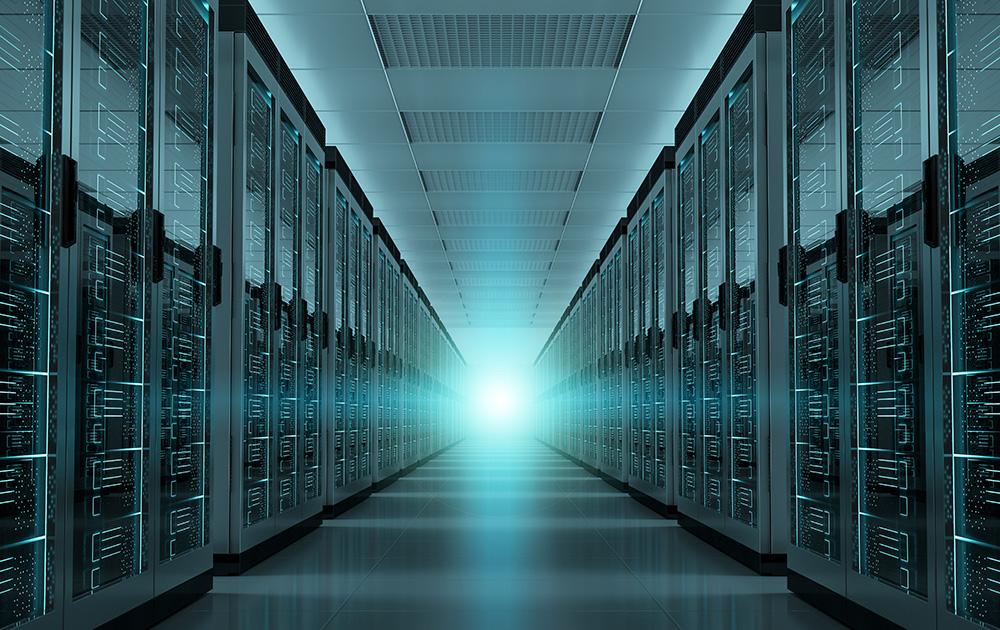 Une salle de traitement digital des données (image d'illustration Adobe Stock)