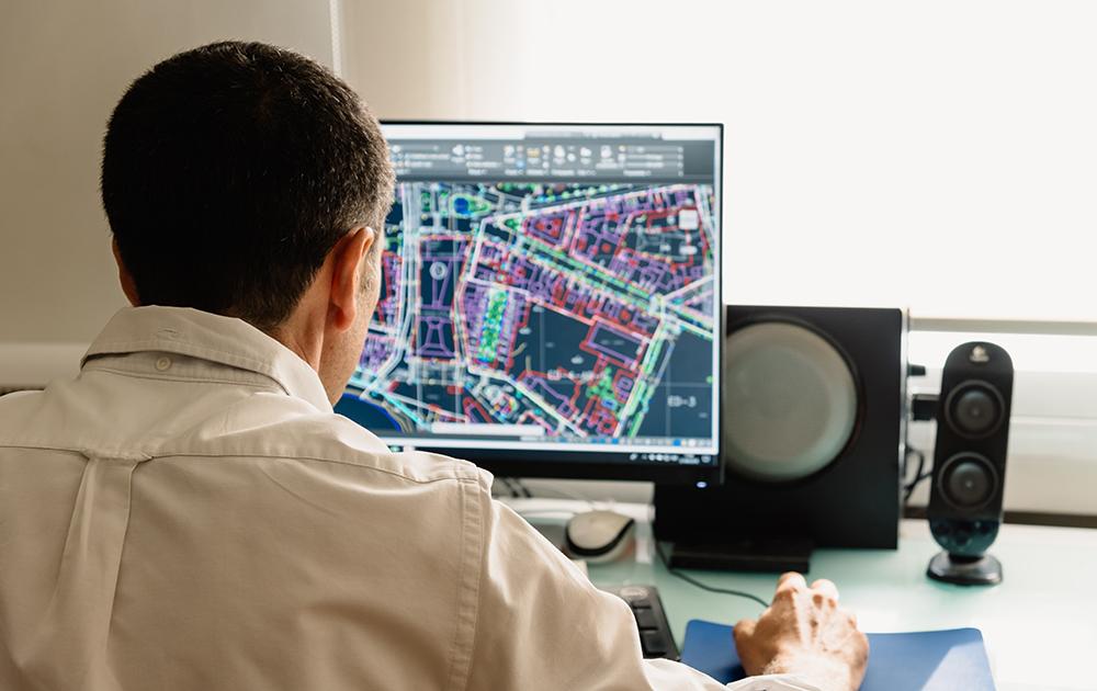 Le BIM ( Building Information Modeling - information modélisée sur le bâti), une clé pour réussir (photo Adobe Stock)