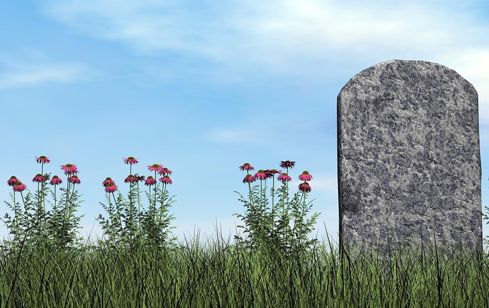 Plusieurs années après leur mort, certaines personnes sont toujours visibles sur les réseaux sociaux (photo Adobe Stock)