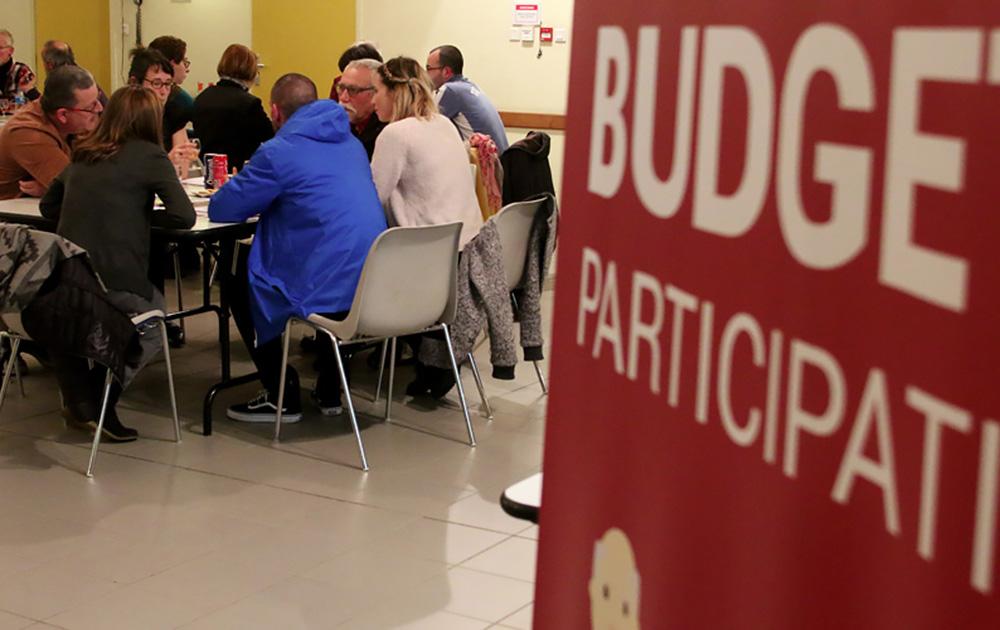 Réunion de travail pour le budget participatif à Aytré (17) (photo ville d'Aytré)