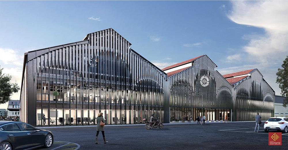 La Cité des Startups (Photo Conseil Régional d'Occitanie)