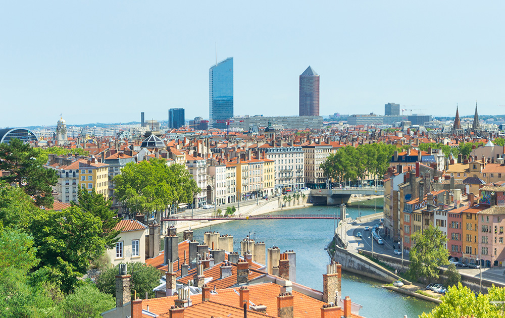 Lyon Métropole, un territoire qui compte compte 1 381 349 habitants. (photo Adobe Stock)