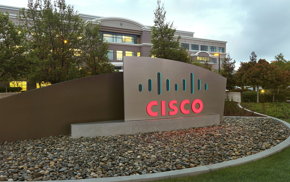 Le siège de Cisco à San José (Californie) (Photo Cisco)