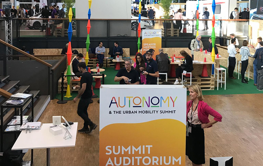 L'an dernier le salon Autonomy avait accueilli plus de 8000 visiteurs internationaux (photo Autonomy)