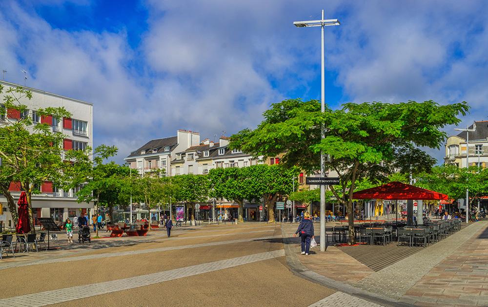 Véritables pompes à carbone et climatiseurs naturels, les arbres réinvestissent progressivement les centres-villes. (Photo Adobe Stock)
