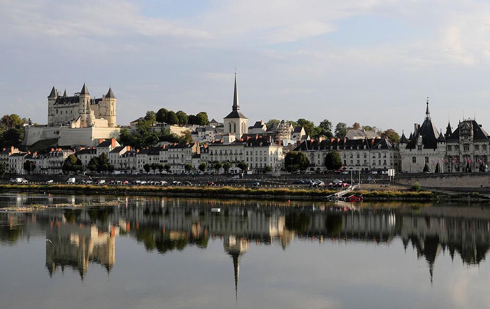 La Loire à Saumur (49) Photo Office de Tourisme de Saumur