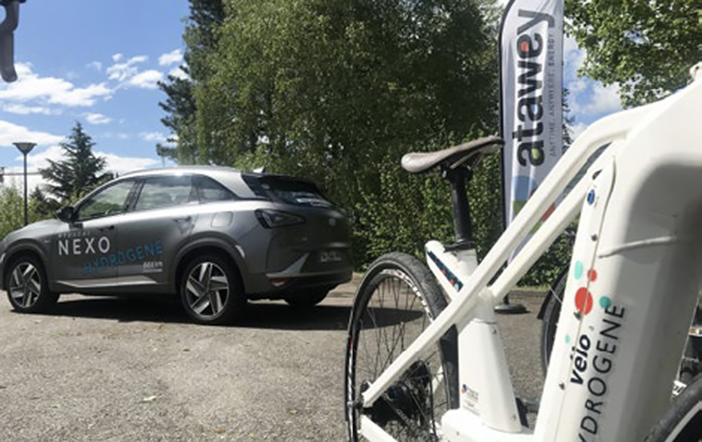 Automobile et vélo, les chambériens vont pouvoir profiter d'une mobilité plus écologique