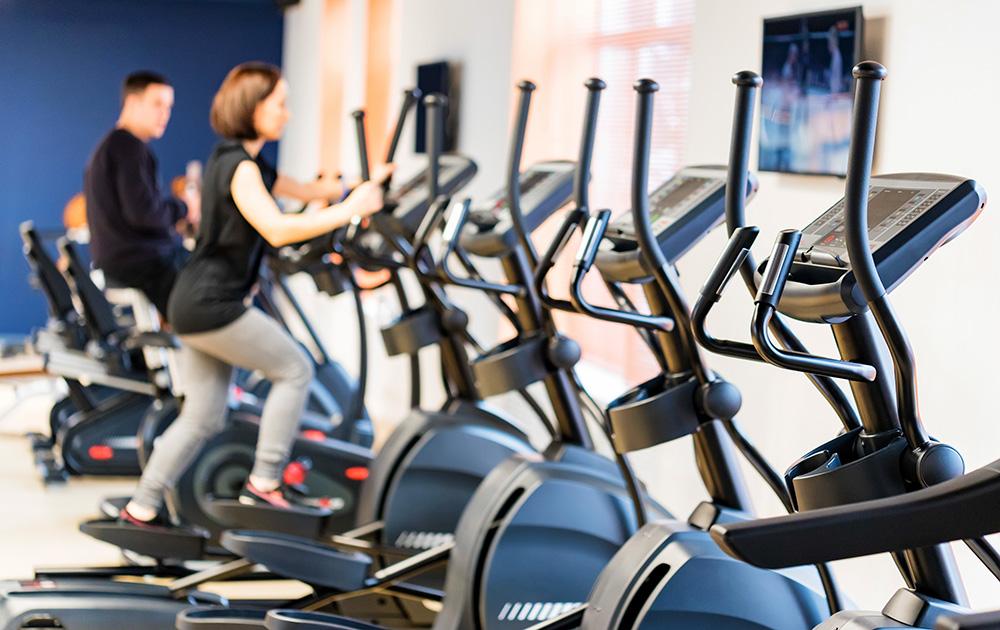 faire du sport tout en produisant de l'électricité, l'idée n'est pas aussi saugrenue qu'il n'y parait (photo Adobe Stock)