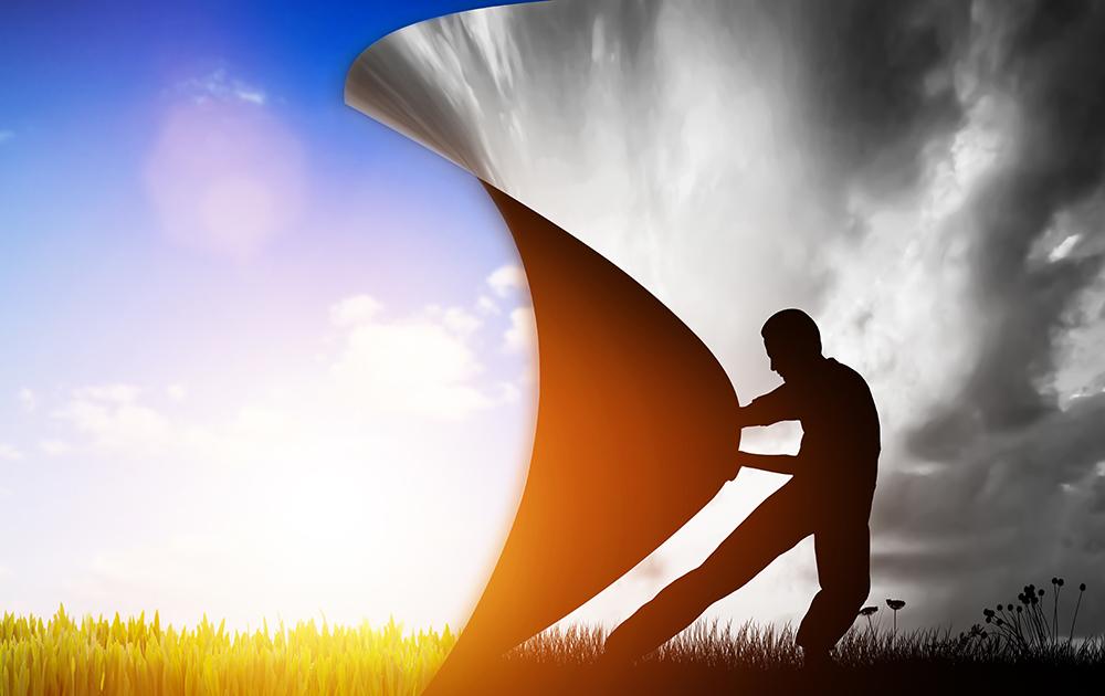 Et si cette crise sans précédent nous permettait de nous ouvrir vers un monde nouveau ? (photo Adobe Stock)