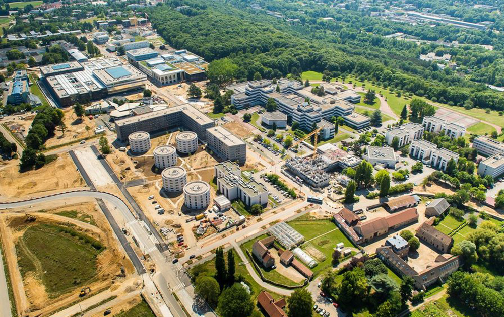 Paris Saclay, la Silicon Valley à la française (Photo Alticlic-EPA Paris-Saclay)