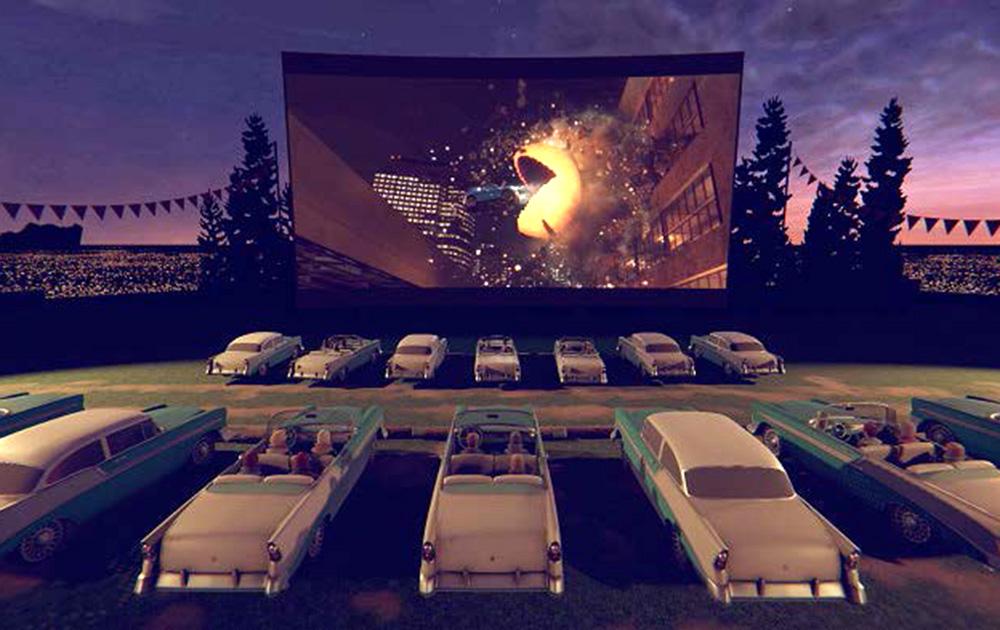 Innovation : CINEVR, la première salle de cinéma virtuelle à la maison