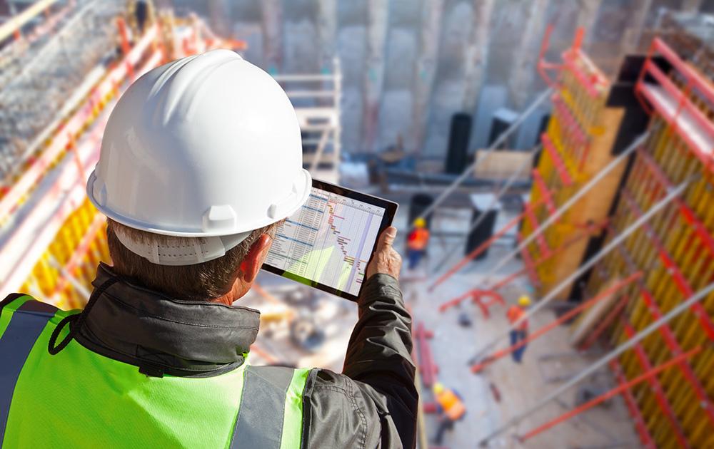La difficulté de passer au digital est depuis longtemps un problème dans le secteur de la construction (photo Adobe Stock)