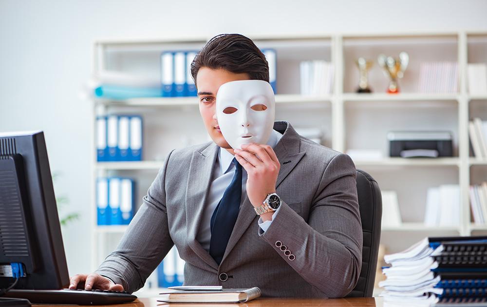 L'usurpation d'identité est une pratique courante sur Internet (Photo Adobe Stock)