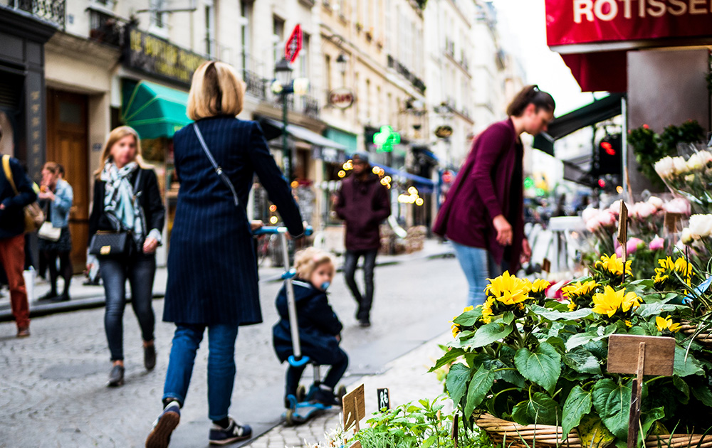 Les villes doivent assurer une qualité de vie à la hauteur des attentes de ses citoyens pour rester attractives (Photo Adobe Stock)