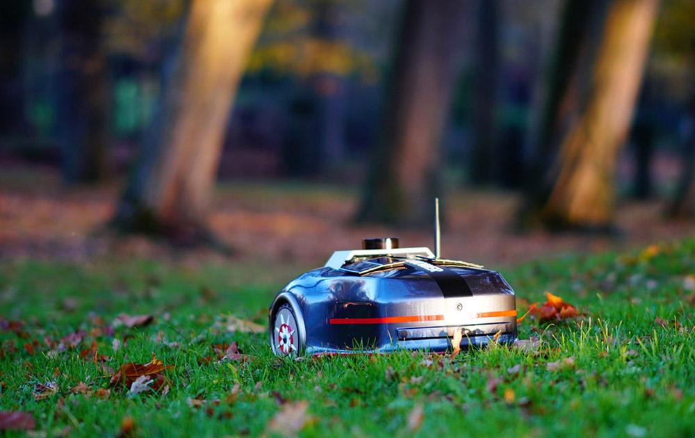 I.MOWER, un robot tondeuse intelligent qui devrait séduire les professionnels des espaces verts