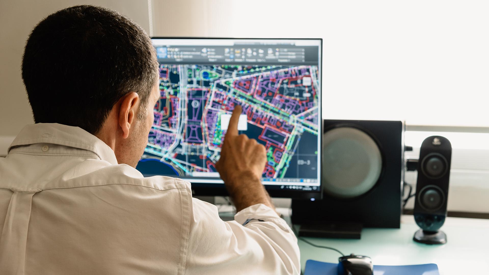 Le BIM permet de s'immerger dans un bâtiment ou groupe de bâtiments bien avant qu'ils ne soient construits (Photo Adobe Stock)