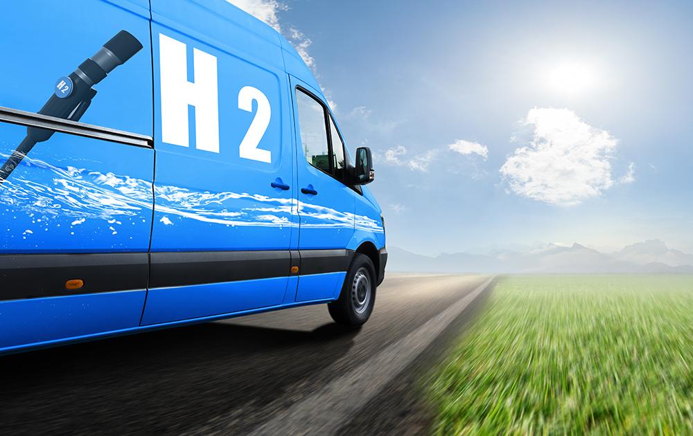 L'hydrogène équipe de plus en plus de véhicule, mais les points de rechargement sont encore très éloignés (Photo Adobe Stock)