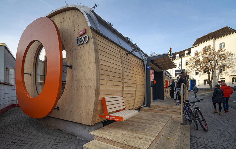 Le concept T-Box de TEGUT à Fulda (photo JSC)