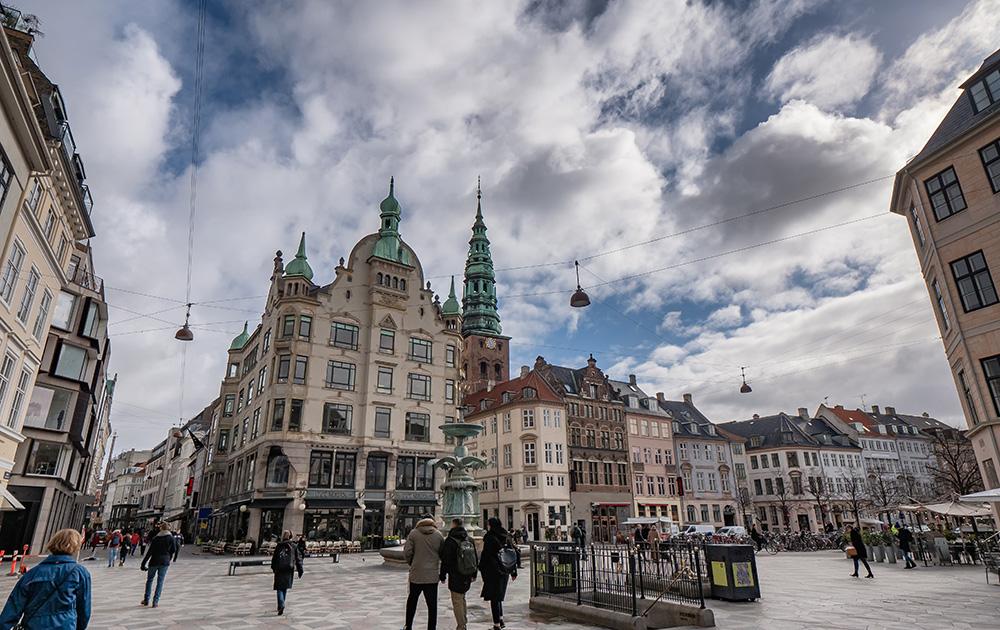 la ville danoise de Copenhague s'est emparé du concept du quart d'heure (photo Adobe Stock)