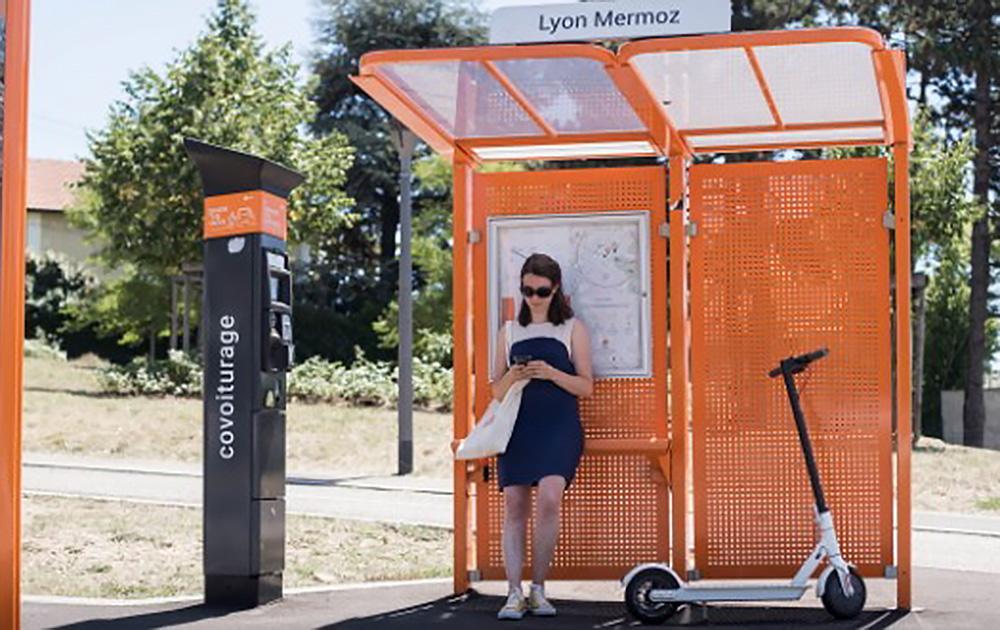 Le covoiturage s'inscrit dans une démarche de complémentarité des autres moyens de transport (photo Ecov)