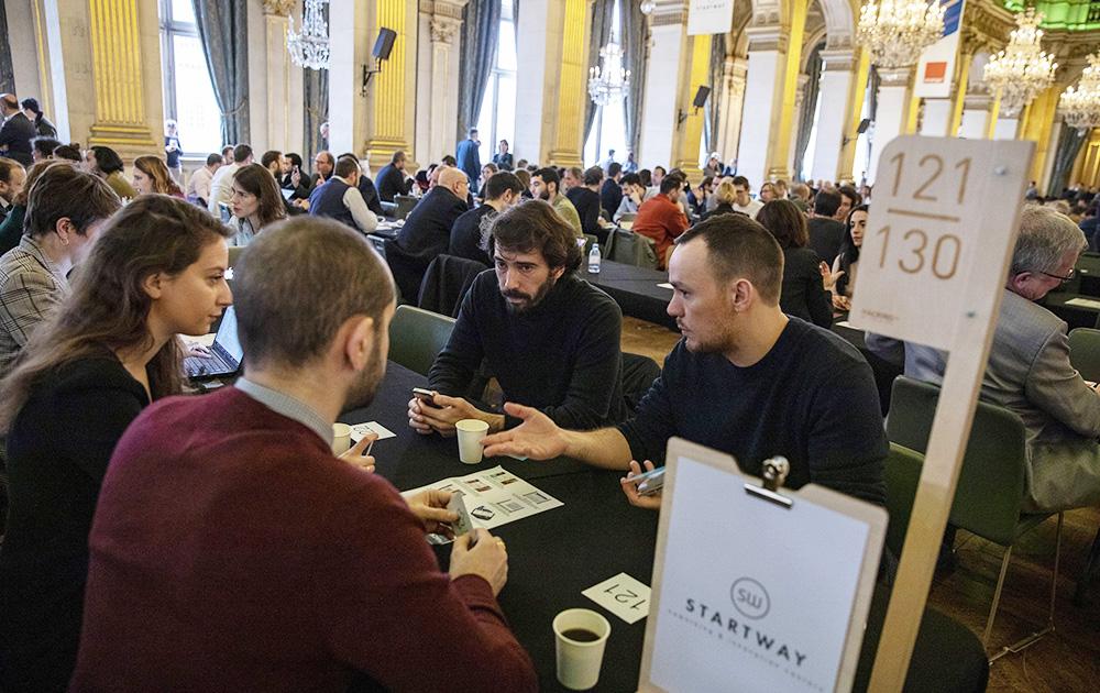 L'édition 2020, du Hacking de l'Hôtel de Ville de Paris (photo Paris&Co)