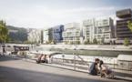 En France, des projets de Smart City dans une vingtaine de villes.