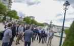 Le maire d'Angers conforte PAVIC dans la chaine de l'objet connecté