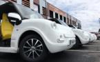 T-Mobile : la voiture électrique à partager en zone rurale