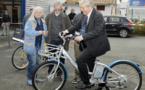 Non polluants, les vélos à hydrogène s'installent en France