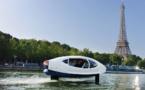 Les taxis volants SeaBubbles vont naviguer sur la Seine au printemps prochain