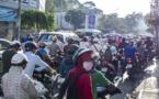 Hô Chi Minh City : ville où la mobilité urbaine est préoccupante