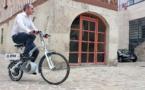 U-feel, le vélo électrique sans batterie, imaginé par une startup française