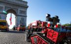 Numérique : fantassins et pompiers à la pointe de la technologie