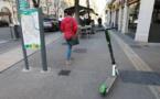 Villeurbanne : les trottinettes électriques en libre-service ne sont plus les bienvenues