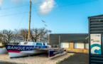 Angers : Un trimaran transformé en salle de réunion insolite