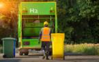 Le Mans, Angers et Dijon, choisissent l'hydrogène pour leurs véhicules de ramassage des déchets ménagers
