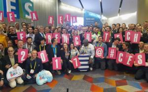 La France seconde « startup nation » au CES 2017