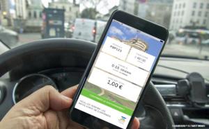 Angers opte pour le paiement du stationnement par mobile