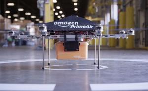 Amazon poursuit ses essais de livraison par drone