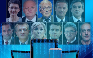 Enjeux du numérique : les propositions des candidats à la présidentielle