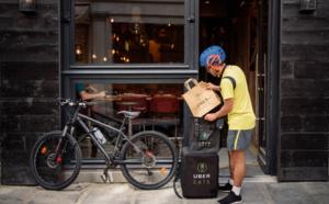 A Nantes, Uber livre votre formule bistrot du midi à vélo